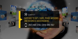 Gateway to International Fairs, Trade Missions & Business MatchMaking