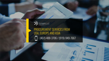 Complete Procurement Services from USA, Europe and Asia
