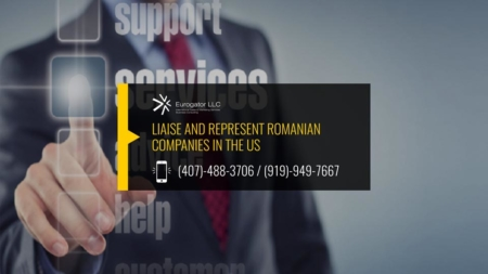 Liaise and Represent Romanian Companies in the US