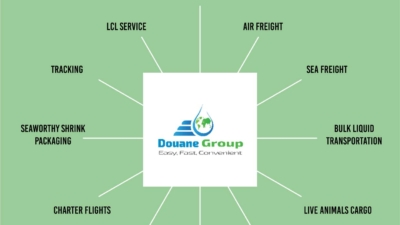 Door-to-Door Logistics Services