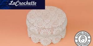 La Crochette | Crochet Coffee Table